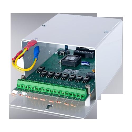 Modul extensie 8 zone pentru centrala FS5200 - UNIPOS