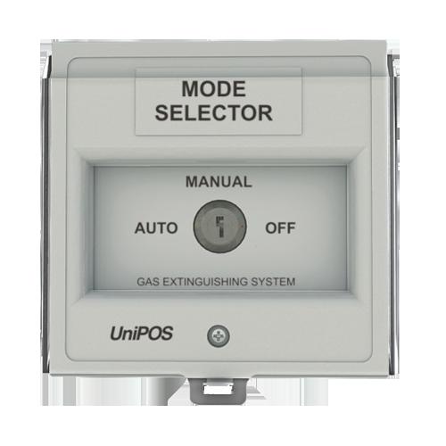 Buton de selectie cu cheie - UNIPOS