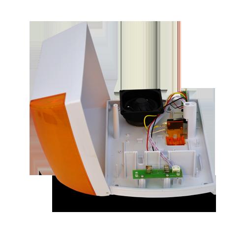 Sirena exterior autonoma BS1