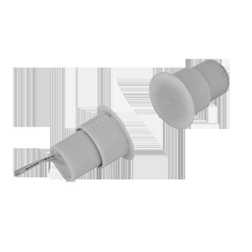 Contact magnetic ingropat, NC (alb)