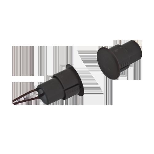 Contact magnetic ingropat, NC (maro)