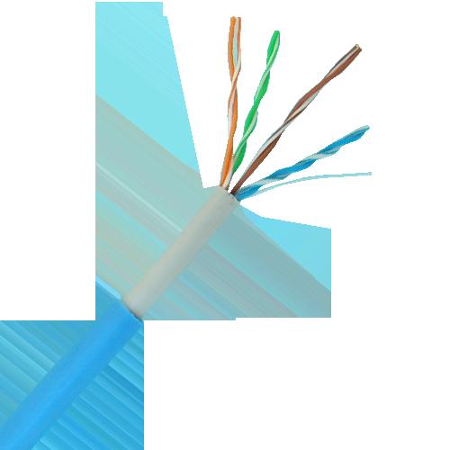 Cablu UTP DE EXTERIOR, cat 5E, CUPRU