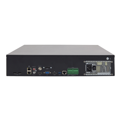 NVR 4K, 64 canale 12MP - UNV - NVR308-64R-B