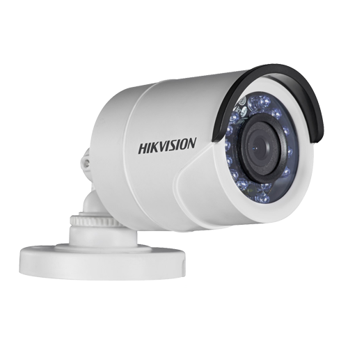 Camera Hibrid 4 in 1, 2MP, lentila 2.8mm - HIKVISION DS-2CE16D0T-IRF-2.8mm Image