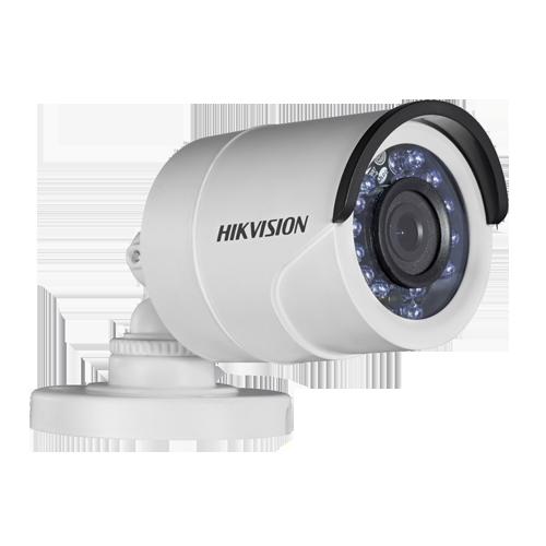 Camera Hibrid 4 in 1, 2MP, lentila 2.8mm - HIKVISION DS-2CE16D0T-IRF-2.8mm Image