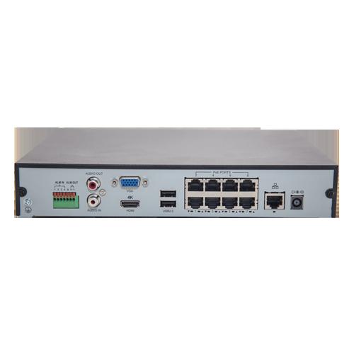 NVR301-08B-P8