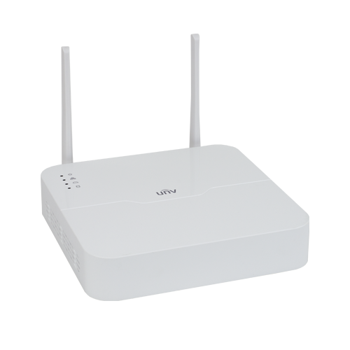 KIT WIFI 4 camere Bullet 2MP+ NVR - UNV