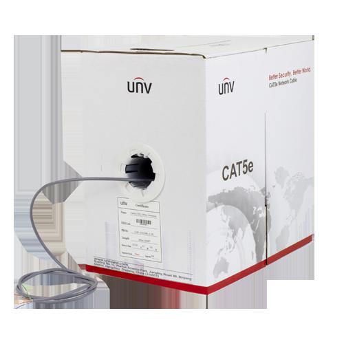 Cablu UTP cat.5e, OFC, 0.50 mm cupru - UNV