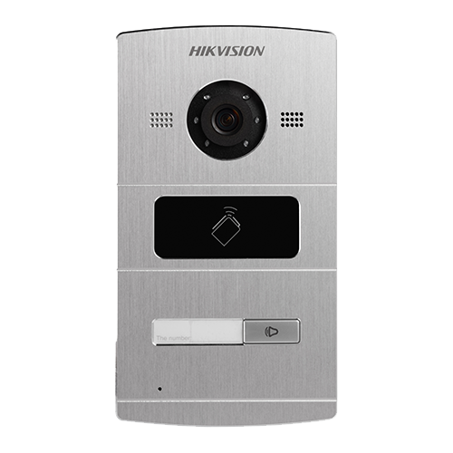 Post exterior videointerfon Hikvision IPDS-KV8102-IM