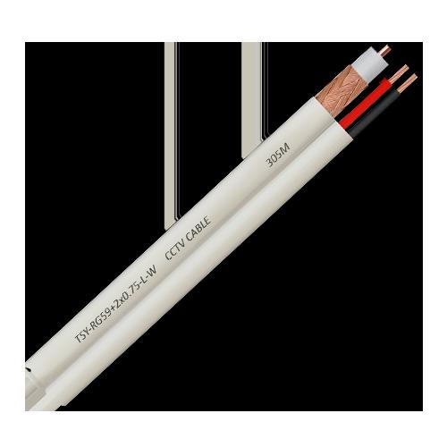 TSY-RG59+2X0.75-L-W