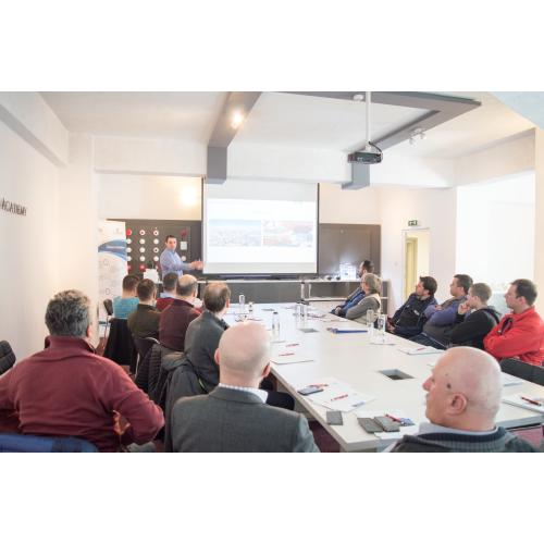 Poza seminar UNV (Uniview) Telesystem Training Academy