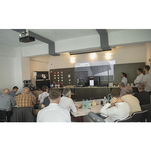 Hikvision workshop 2019