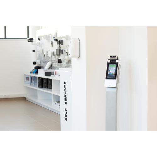 Showroom cu vanzare echipamente si accesorii pentru sisteme de securitate. Telesystem Iasi